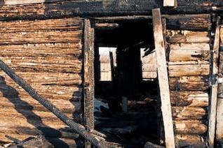 casa queimada, o desastre