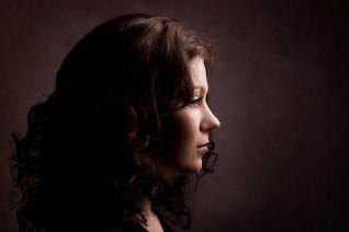 mulheres bonitas retrato