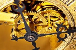 relógio velho relógio