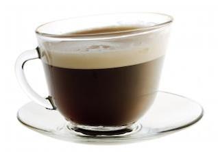 café de milho branco