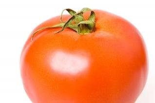 refresco de tomate fresco