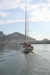iate em Table Bay