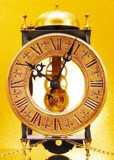 elegante relógio