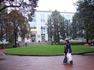 campus universitário da Universidade Northeastern