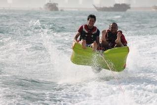 barco da água rápida