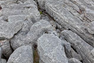 Poulnabrone textura de pedra hdr hdr