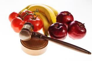 legislação alimentar