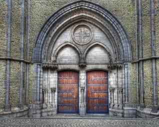 portas da catedral