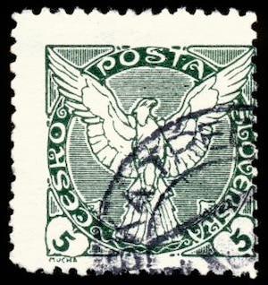 falcon verde selo