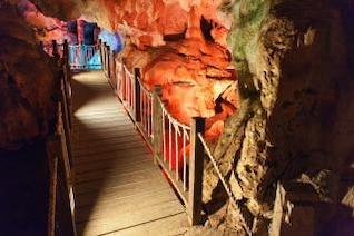 aventura caverna