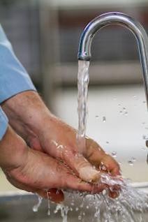 skincare lavagem das mãos