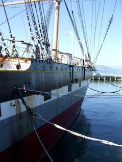 Hyde St cais de navios