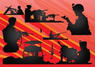 vetores de guerra