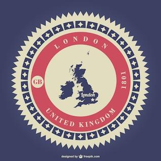 Grã-Bretanha Londres free vector