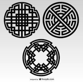 Nós celtas elementos tribais