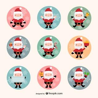 Coleta de Papai Noel