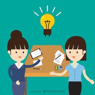 Equipe criativa