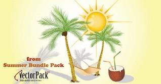 As amostras grátis de verão Bundle