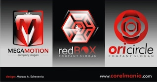 037 Livre Logo vermelho e preto