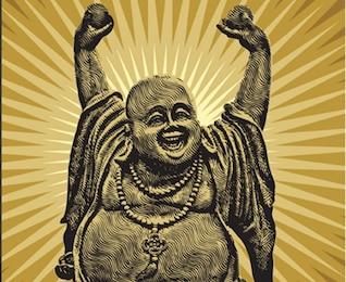 143 chineses Buddha