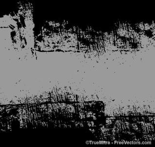 Textura da parede escura grunge