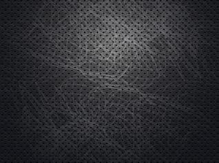 Fundo escuro padrão metálico