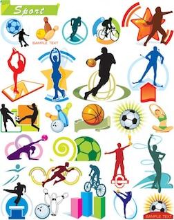 esportes vector
