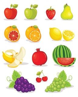 fruto imagens vetoriais