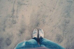 Ficar na areia