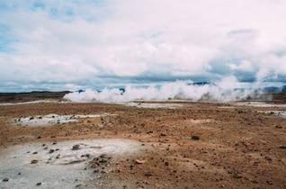 Os poços geotérmicos