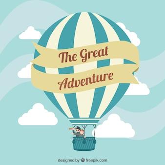 A grande aventura