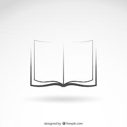 Abrir ícone de livro