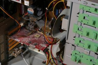 Abriu computador