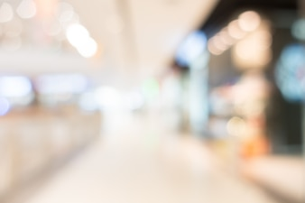 Abstratos, borrão, bokeh, shopping, shopping, retails, loja