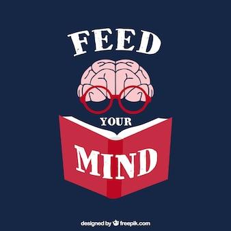 Alimente a sua mente
