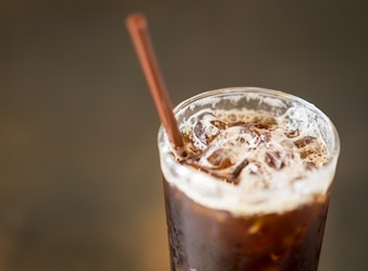 Americano Ice coffee