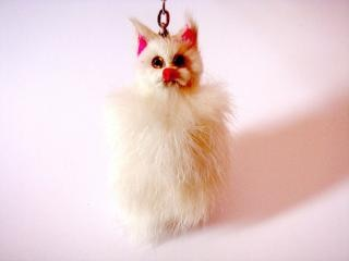 Anel gato-chave, chaveiro