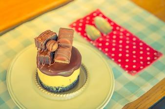 Aniversário açúcar fundo gourmet aniversário