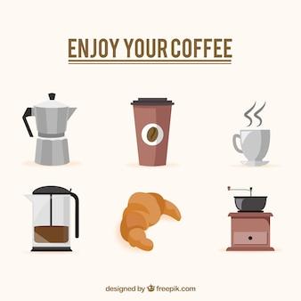 Aproveite seu café