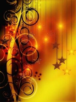 árvore círculo de luz kringel estrela advento floral