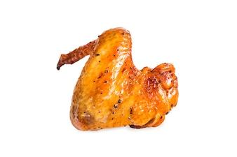 Asas de galinha grelhadas