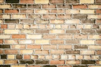 áspero tijolo padrão de gesso do vintage