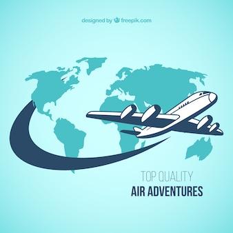 Aventuras aéreas