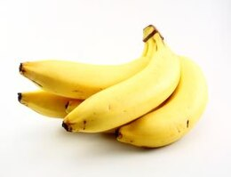 bananas, frescura, dieta