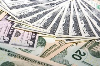 Bancário dinheiro