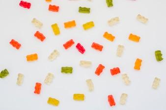Bando de ursos gelatinosos