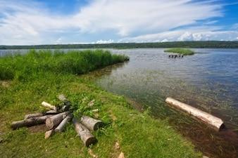 Beaver Brook cenário hdr