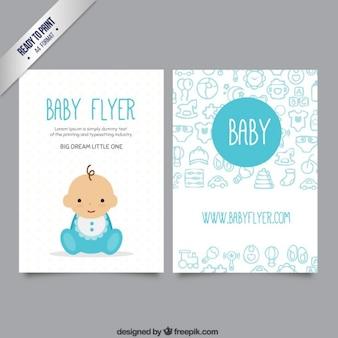 Bebê panfleto