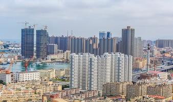 Bela vista da cidade