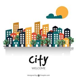 Bem-vindo à cidade